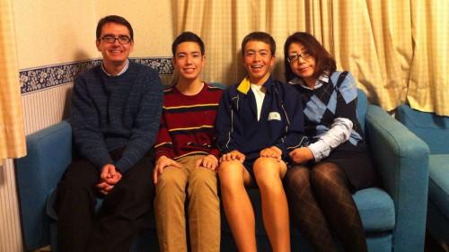 Rich Pav Family Photo